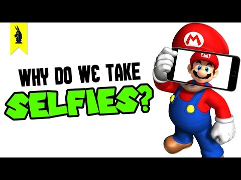 The Philosophy Of Selfies - Why So Serious?