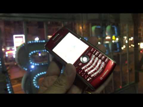 BlackBerry 8110 Pearl , Điện thoại BlackBerry 8110