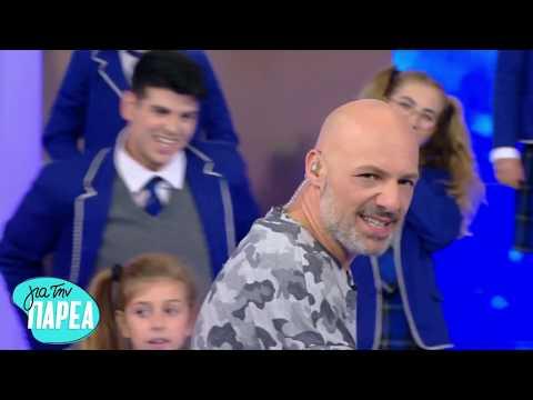Το Matilda The Musical, ο Βλαδίμηρος Κυριακίδης και η Θέμιδα Μαρσέλλου στο Open TV