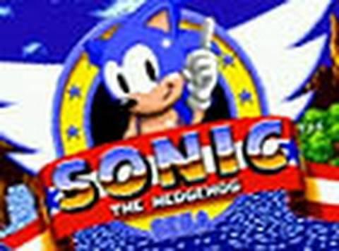 Classic Game Room Sonic The Hedgehog For Sega Genesis