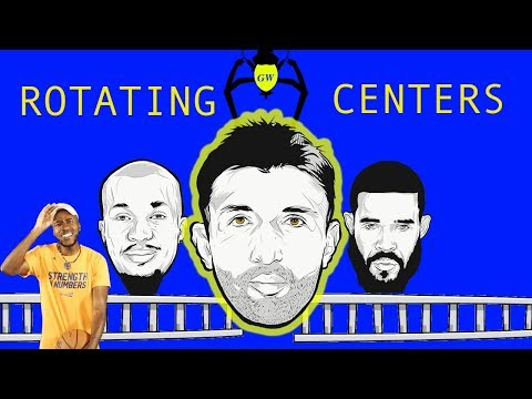 AFTER SEEING THIS ZAZA PACHULIA SHOULD REMAIN THE STARTING CENTER FOR THE WARRIORS! I