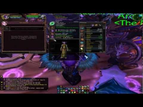World Of Warcraft Patch 5.4 How To Upgrade Gear/Item Level Upgrades