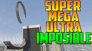 sper mega ultra imposible 15 minutos gameplay gta 5 online funny moments carrera gta v ps4