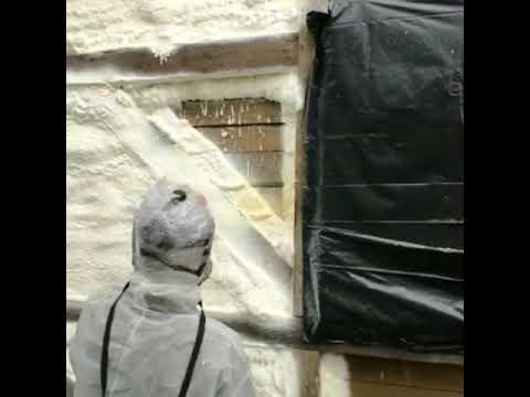 Утепление дома из клееного бруса
