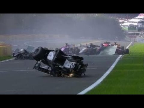 Formel 2 Unfall Video Youtube
