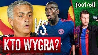United odpada! Wojna w Manchesterze - Mourinho wyleci?