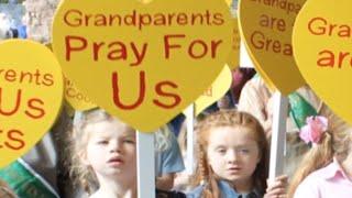 Catholic grandparents pass on the faith