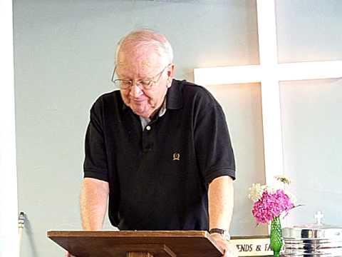 Hope Community Church, Bill White, July 21 2014  Chef John