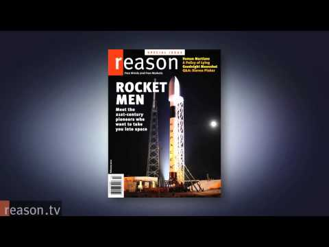 Blast Off Into Space with Reason Magazine