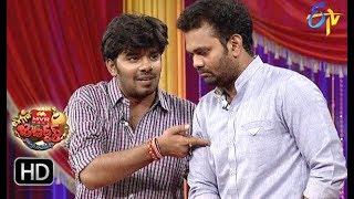 Sudigaali Sudheer Performance | Extra Jabardasth | 22nd June 2018 | ETV Telugu