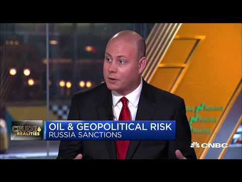 Canary CEO Dan Eberhart on Global Oil Shortage Fears