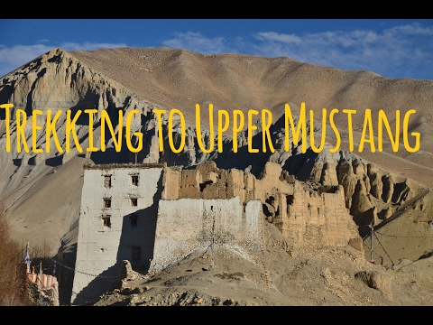 Why, How and When about Upper Mustang