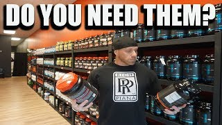 Top 5 Most Popular Supplements | Do You Need Them & How To Take Them