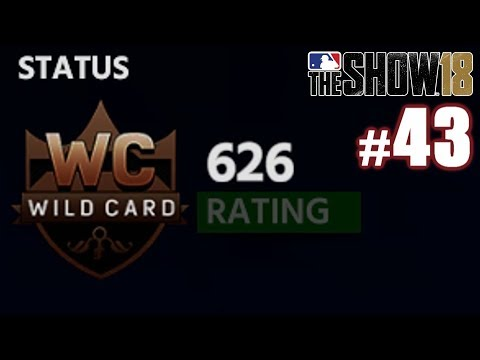 600+ RATING FOR THE FIRST TIME! | MLB The Show 18 | Diamond Dynasty #43