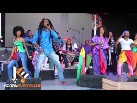 Boukman Eksperyans Live @ Laborday Weekend Fest 2016