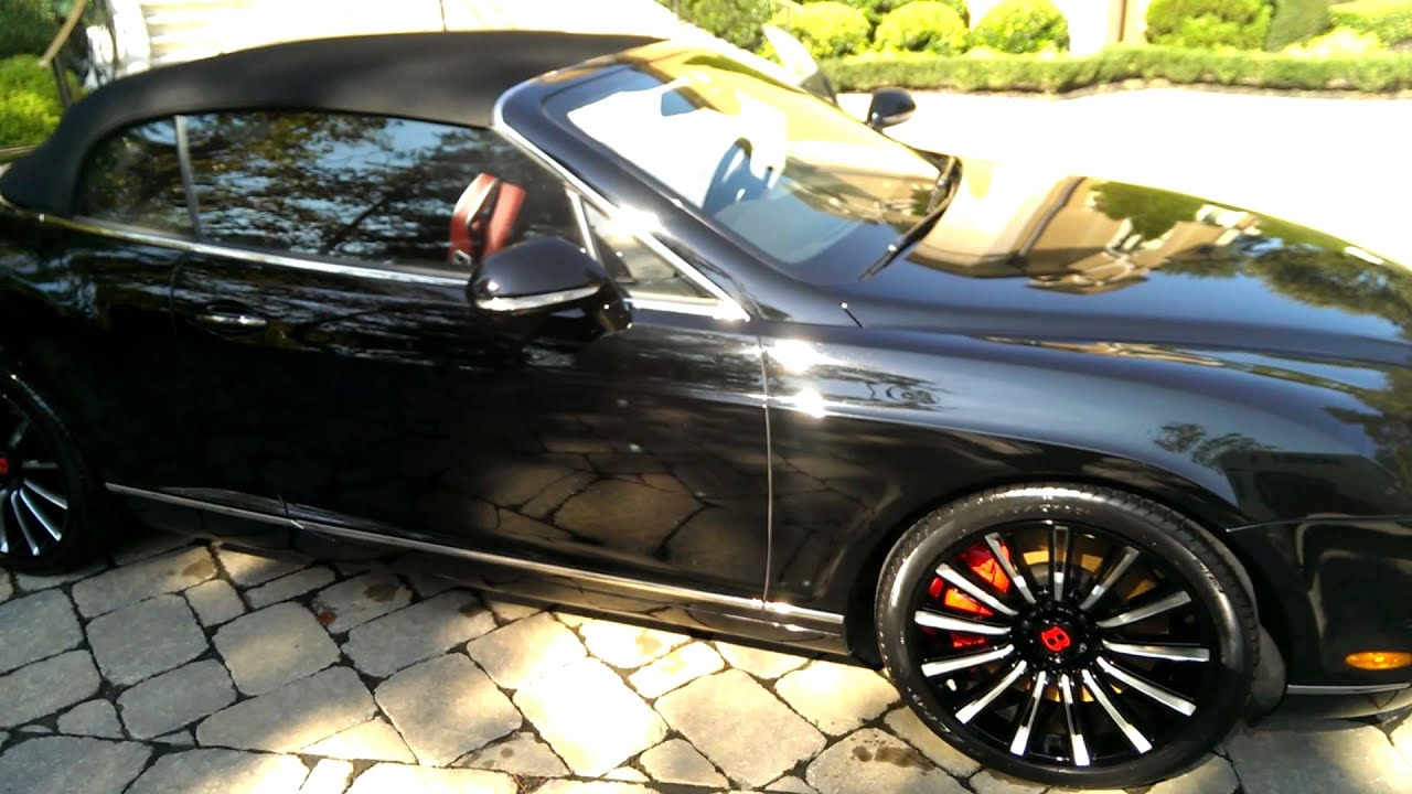 car detailing in atlanta ga tyler perry 39 s bentley serviced by mobile 1 detailing youtube. Black Bedroom Furniture Sets. Home Design Ideas
