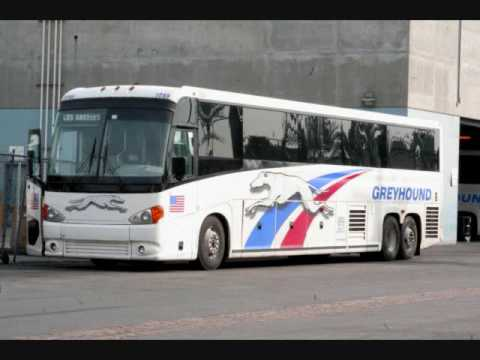Detroit 60 Series >> 2004 MCI G4500 - Greyhound Lines Inc #7284 - YouTube
