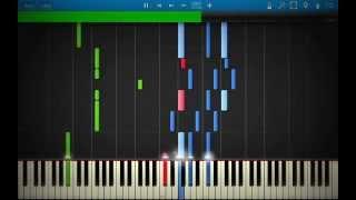 Skylar Grey - Back From The Dead ft. Big Sean, Travis Barker (Piano Tutorial)