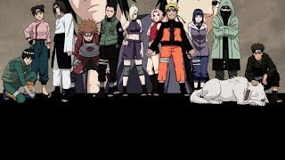 All Naruto Shippuuden Character Songs
