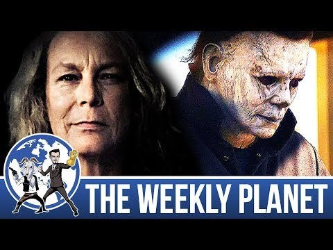 Halloween 2018 - The Weekly Planet Podcast