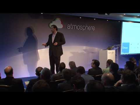 Cloud Futures: Marc Benioff CEO Salesforce.com (Google Atmosphere Session 8)
