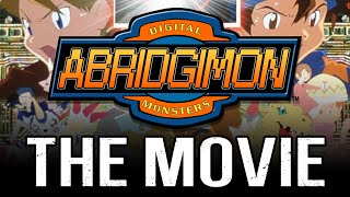 Abridgimon: THE MOVIE - April Fools 2016 ( TeamFourStar )