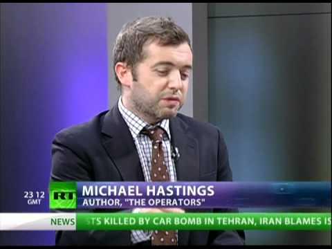 Michael Hastings on