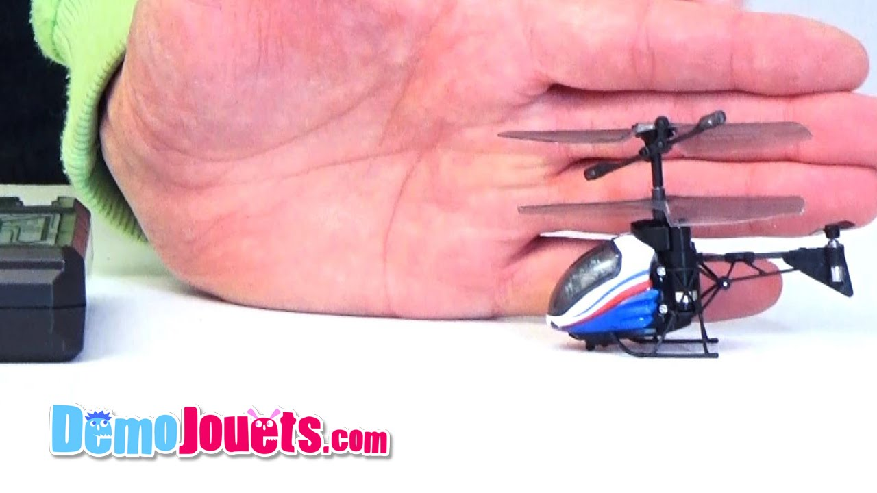 Silverlit Jouets JouetNano Helicoptere Demo Youtube Falcon Micro T3FJc1lK