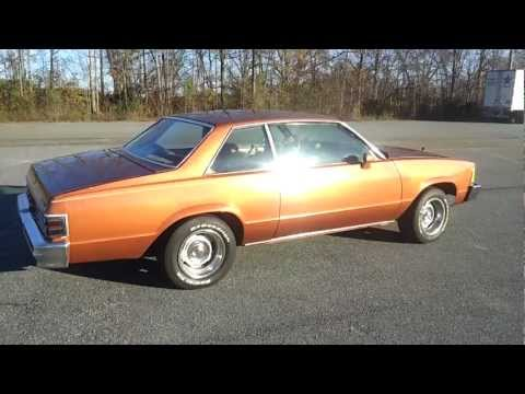 1979 Malibu 2 door coupe for sale