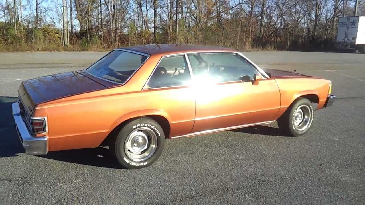 Chevy Malibu 2012 >> 1979 Malibu 2 door coupe for sale - YouTube