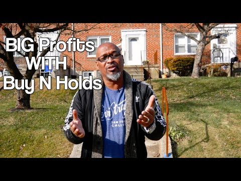 How To Buy N Hold Real Estate For Big Profits | Learn Real Estate Investing