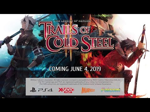The Legend of Heroes: Trails of Cold Steel 2 - перенесена на PlayStation 4