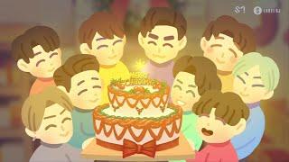 SUPER JUNIOR The 10th Album #3 '하얀 거짓말 (Tell Me Baby)' Animated Film