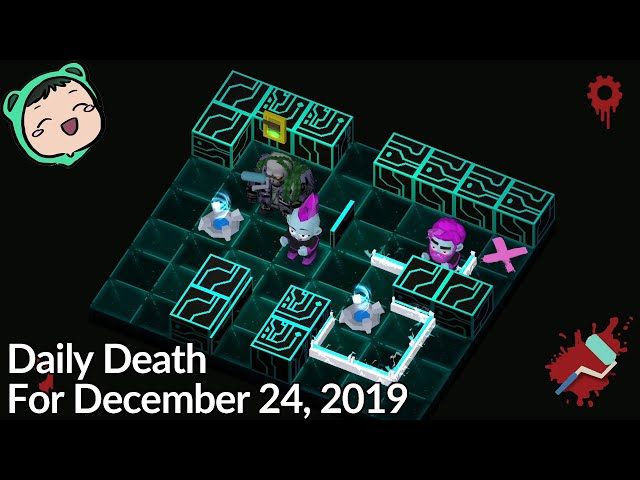 Friday The 13th: Killer Puzzle - Daily Death for December 24, 2019
