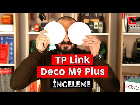 TP Link Deco M9 Plus İnceleme - Akıllı Ev Mesh Wifi Sistemi