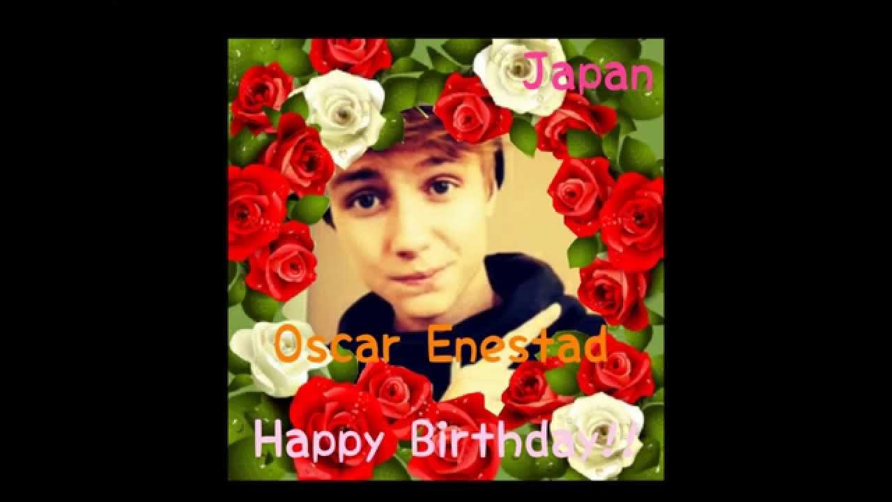 oscar enestads födelsedag Happy Birthday!! Oscar Enestad 2015 2 21   YouTube oscar enestads födelsedag