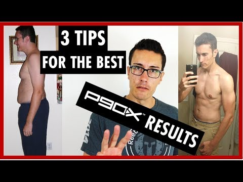 P90X RESULTS: HOW TO GET THE BEST P90X RESULTS WITH THESE 3 TIPS (WATCH BEFORE YOU START!)