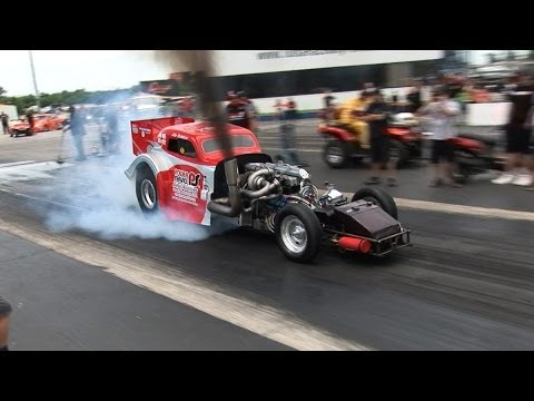 2500 HP TURBO DIESEL FLOPPER - 150 LBS OF BOOST!!!!