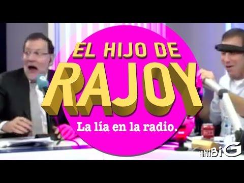 El hijo de Rajoy la lía en la radio by Trazzto