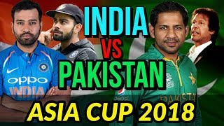 Asia Cup 2018: Preview of India vs Pakistan | Can India win without Kohli?