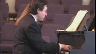 Brahms Hungarian Dance for Piano 4 Hands #1 in Sol Minor, Allegro molto