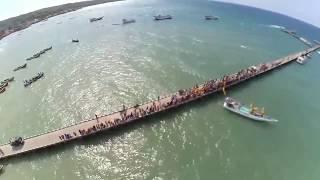 KERENNN.... Jembatan Panjang Pulau Sapudi Madura