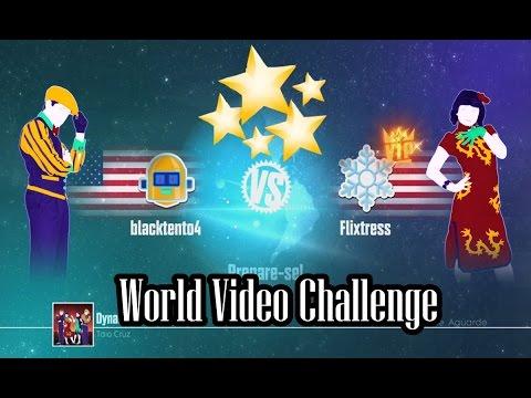 Just Dance 2016 - Dynamite - World Video Challenge