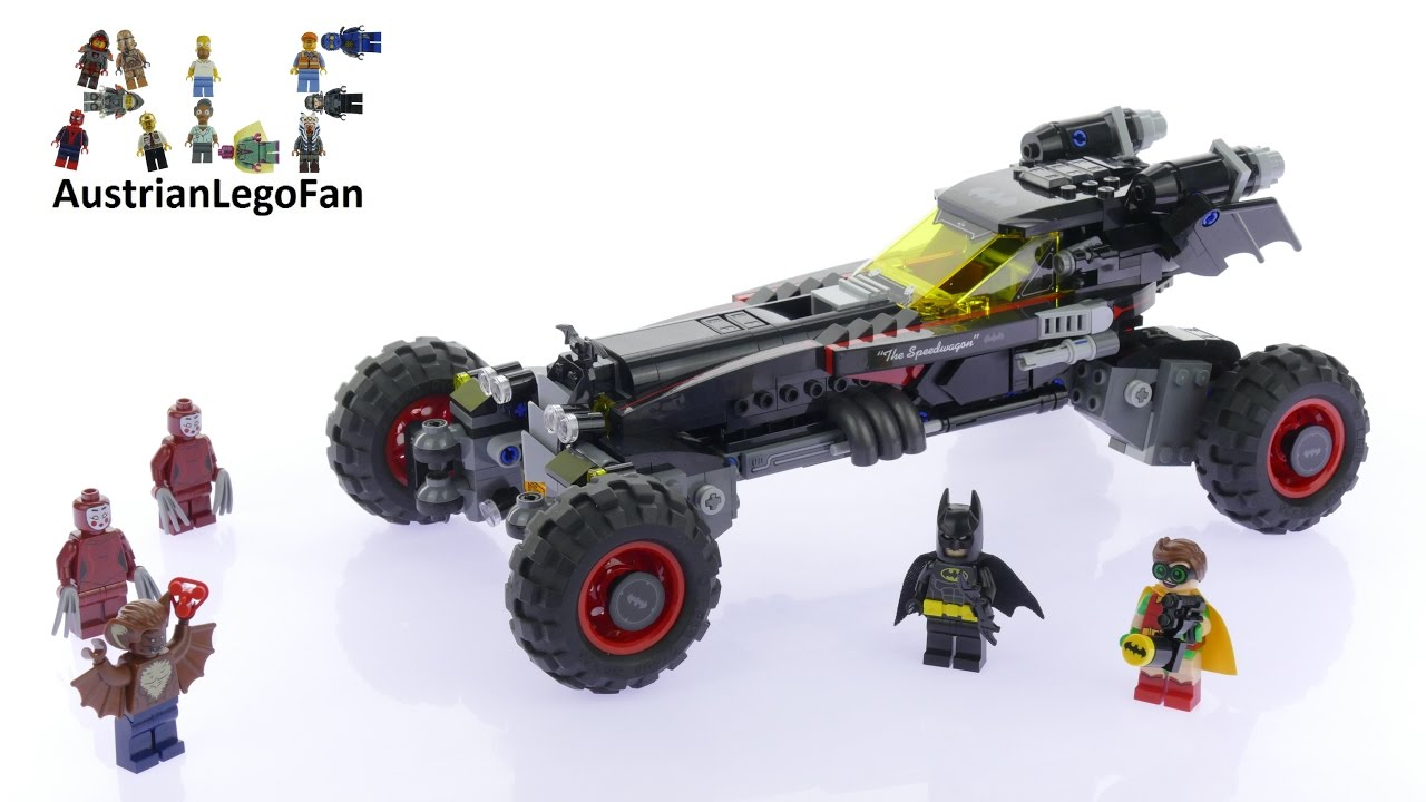 lego batman movie 70905 the batmobile lego speed build. Black Bedroom Furniture Sets. Home Design Ideas