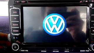 video for vw car stereo