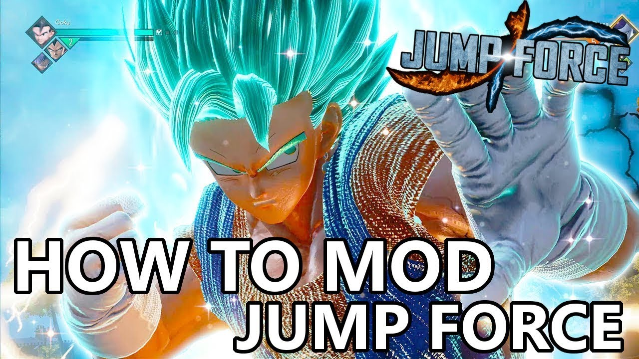 Jump Force Mods