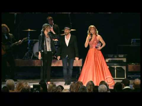 Sugarland What i'd give 2009 ACM Awards Jennifer's Rambling acceptance speech