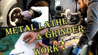 Making Money on the Metal Lathe & Cutter grinder work