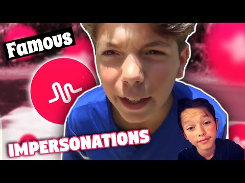 FAMOUS MUSICALLY KIDS IMPERSONATIONS! (Baby Ariel, Jacob Sartorius) And More!