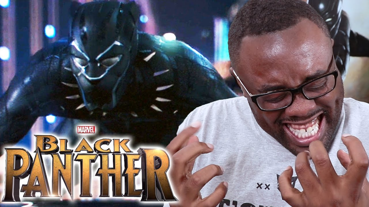 The new 'Black Panther' trailer has us so hyped